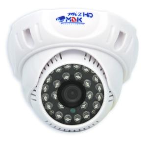 МВК-M720 Ball (3,6)        :Видеокамера мультиформатная купольная