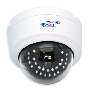 МВК-MV720 Ball (2,8-12)        :Видеокамера мультиформатная купольная