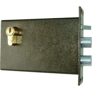 Полис-13ТМ        :Замок электромеханический с контроллером
