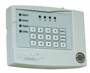 Приток-А-КОП-02        :Прибор приемно-контрольный охранно-пожарный