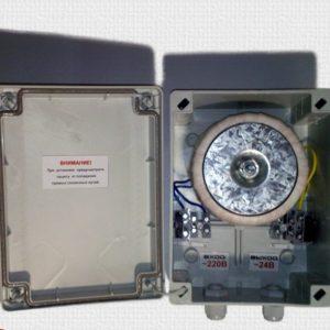 Резерв 24/5У-АС(DIN)        :Блок питания уличный на DIN-рейку