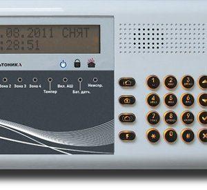 Риф-LS60        :Прибор приемно-контрольный охранно-пожарный адресный