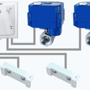 РИЭЛТА-Аква        :Система контроля протечек воды