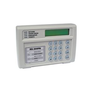 RS-200PN        :Пульт централизованного наблюдения