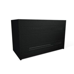 С-8        :Шкаф АКБ для ИБП