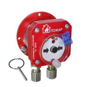 С2000-Спектрон-512-Exd-Н-ИПР        :Извещатель пожарный ручной взрывозащищенный адресный
