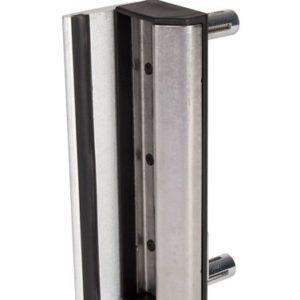 SAKL (цвет: ZILV, серебро)        :Планка ответная для замка LAKQ U2, LAKQ H2, LMKQ V2, LFKQ X1, LAKZ P1