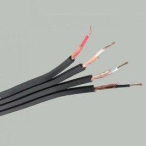 ШГЭС-4 4х0,08        :Шнур соединительный для видео/аудиосистем