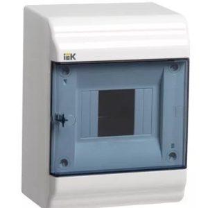 ЩРН-П-4 IP41 PRIME (MKP82-N-04-41-20)        :Щиток модульный навесной