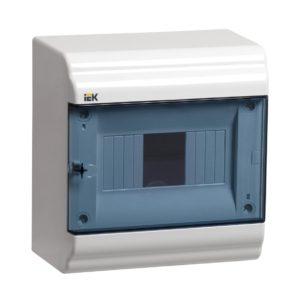 ЩРН-П-6 IP41 PRIME (MKP82-N-06-41-20)        :Щиток модульный навесной