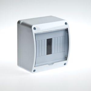 ЩРН-П-6 TYCO на 6 модуля (68306)        :Щиток модульный с вертикальной дверцей