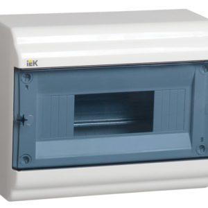 ЩРН-П-9 IP41 PRIME (MKP82-N-09-41-20)        :Щиток модульный навесной