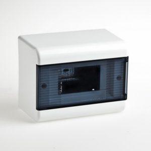 ЩРн-П-9 TYCO на 9 модулей (68029)        :Щиток модульный с дверцей