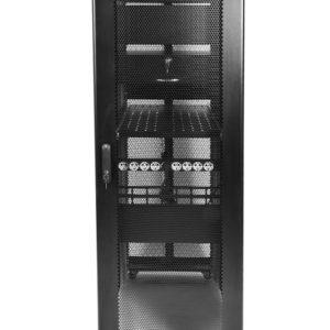 ШТК-СП-48.8.10-48АА-9005        :Шкаф серверный ПРОФ напольный