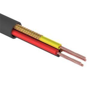 ШВЭП (ШСМ) 4x0,12 мм² (01-4034)        :Кабель комбинированный для систем охранного телевидения