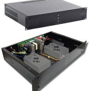 СКАТ 1200У RACK         :Источник вторичного электропитания резервированный