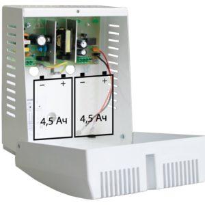 СКАТ 2400М        :Источник вторичного электропитания резервированный