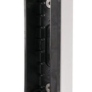 SMKL (цвет: RAL 9005, черный)        :Планка ответная для замков LAKZ P1, LAKZ P1 WSI