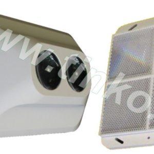 СПЭК-2216-ПШ 20-100 м (ИП 212-80/1)        :Извещатель пожарный дымовой оптико-электронный линейный