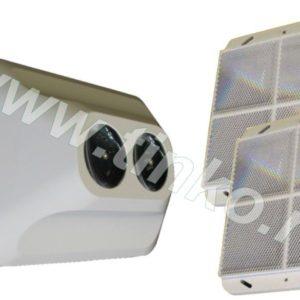 СПЭК-2216-ПШ 50-120 м (ИП 212-80/1)        :Извещатель пожарный дымовой оптико-электронный линейный