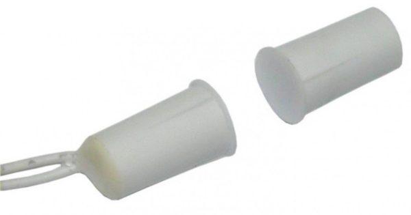 ST-DM010NC-WT        :Извещатель охранный точечный магнитоконтактный