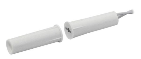 ST-DM020NC-WT        :Извещатель охранный точечный магнитоконтактный