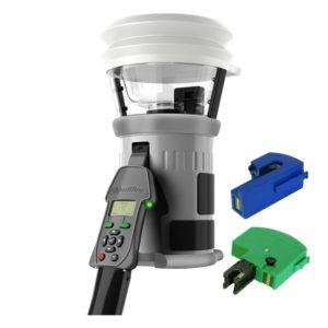TESTIFIRE 2000-001        :Устройство для проверки дымовых, газовых и тепловых извещателей