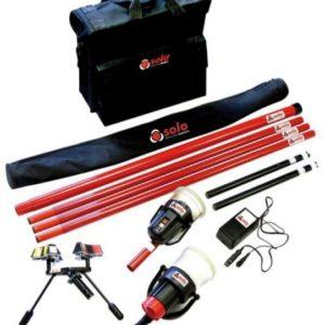 TESTIFIRE 6001-101        :Комплект для проверки и снятия дымовых и тепловых извещателей
