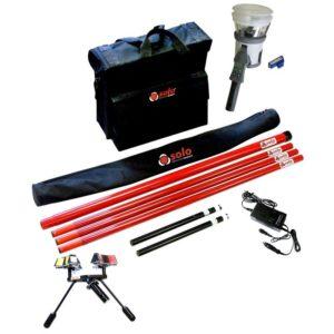 TESTIFIRE 9001-101        :Комплект для проверки и снятия дымовых и тепловых извещателей
