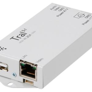 Трал 5.1 PoE        :видеорегистратор 1-канальный