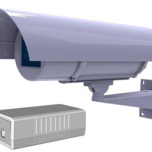 ТВК-93 PoE (XNB-8000P) (4-10 мм)        :IP-камера уличная