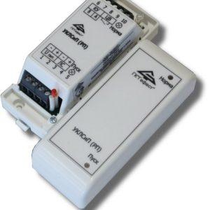 УКЛСиП (РП) с ОЭ        :Устройство контроля линий пуска и связи