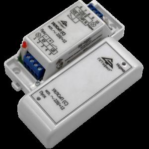 УКЛСиП(С) ~220/=12В(=24В) ver 2.00        :Устройство контроля линий пуска и связи