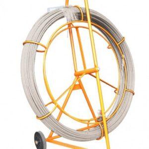 УЗК-11/50        :Устройство для заготовки кабель каналов 50м