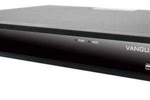 VANGUARD 8x4        :Видеорегистратор AHD 8-канальный