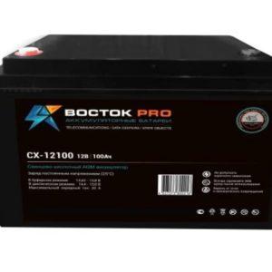 Восток СХ 12100        :Аккумулятор герметичный свинцово-кислотный
