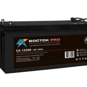 Восток СХ 12200        :Аккумулятор герметичный свинцово-кислотный
