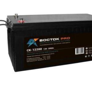 Восток СК 12200        :Аккумулятор герметичный свинцово-кислотный