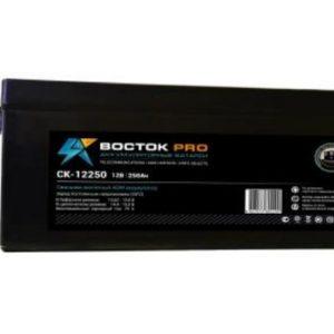 Восток СК 12250        :Аккумулятор герметичный свинцово-кислотный