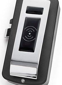 Z-496 (серебро)        :Замок со встроенным контроллером