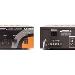 АА-120        :Усилитель трансляционный, 120 Вт