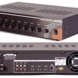 АА-240        :Усилитель трансляционный, 240 Вт
