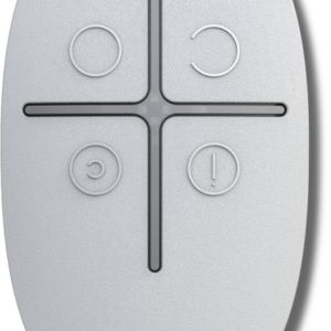 Ajax SpaceControl (white)        :Брелок 4-х кнопочный с обратной связью