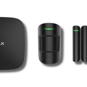 Ajax StarterKit Plus (black)        :Комплект радиоканальной охранной сигнализации