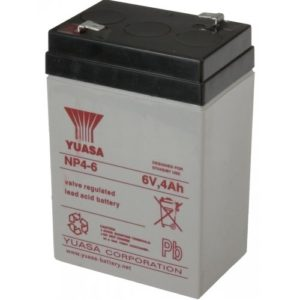 Аккумулятор к ФОС-3 :Аккумулятор для фонаря ФОС-3, 6 В, 4 Ач