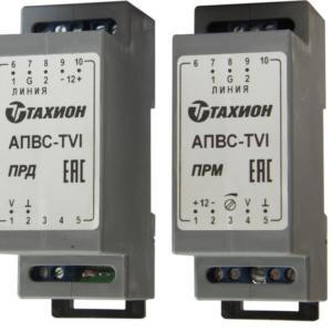 АПВС-TVI        :Комплект устройств для передачи видеосигнала по витой паре