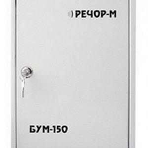 БУМ-150/4        :Усилитель мощности системы РЕЧОР-М, 150 Вт