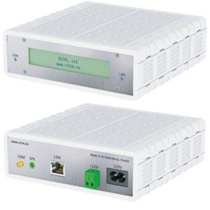 """Центральная Мониторинговая Станция """"Контакт"""" - PCN2P-GSM-Ethernet        :Модем GSM"""