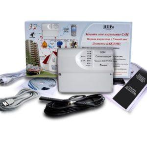 Часовой-8х8-RF-BOX, GSM        :GSM сигнализация