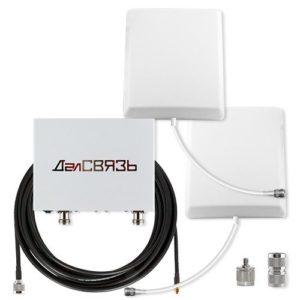 DS-900/2100-10 С3        :Комплект усиления сотовой связи 900/2100 МГц